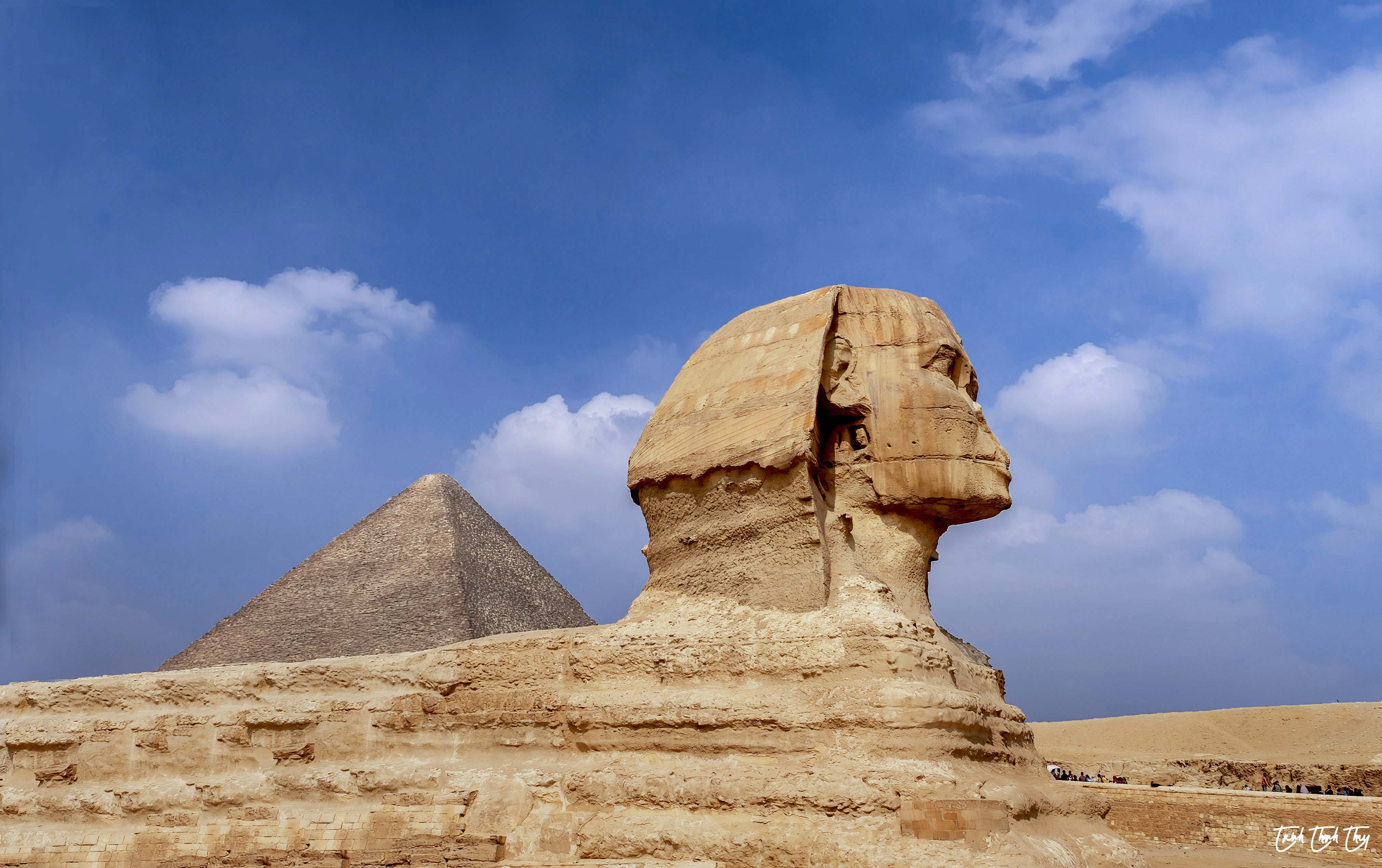 pic 2 Great Sphinx of Giza